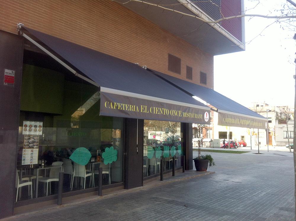 Protecci n solar y toldos - Toldos en barcelona ...